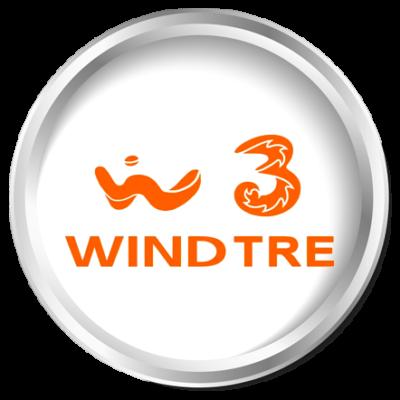 Logo Wind tre